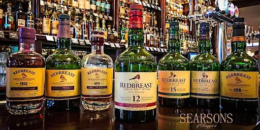 Redbreast Irish Whiskey at Searsons of Baggot Street