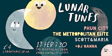 Lunar Tunes tickets