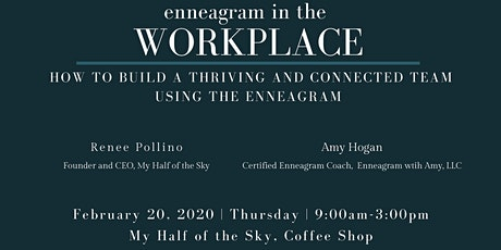 Enneagram in the Workplace tickets