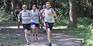 Essex Cross Country 10K Series - Belhus Woods Country...