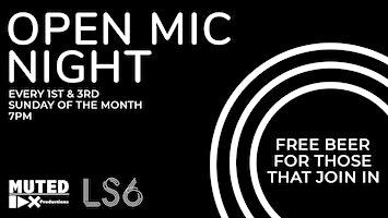 Open Mic Night at LS6