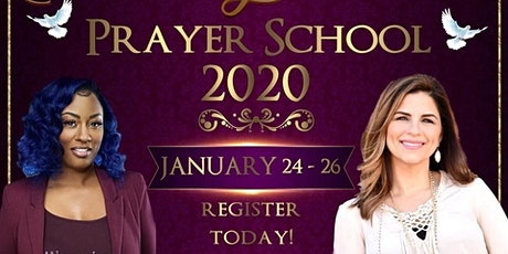 Prayer School 2020 tickets