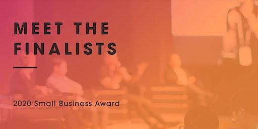 Meet the Finalists: 2020 Small Business Award