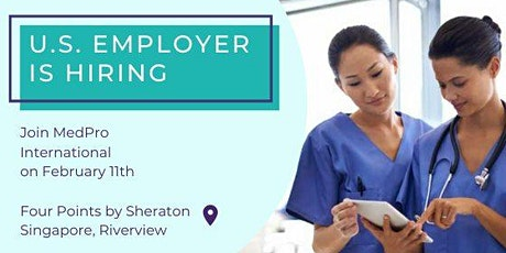 Singapore: Registered Nurses & Medical Technologists Recruitment Seminar tickets