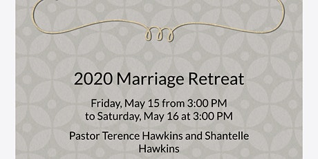 Zion Marriage Retreat 2020 tickets