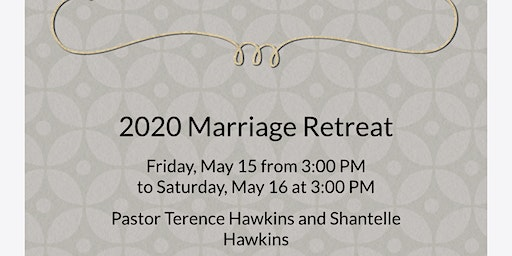 Zion Marriage Retreat 2020