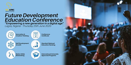 Resafric Future Development Education Conference tickets
