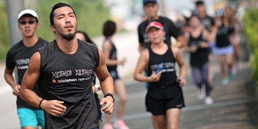 [RUN]Hong Kong lululemon Run Club - Extra Miles
