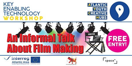 An Informal Talk About How To Get Into The Film Industry tickets