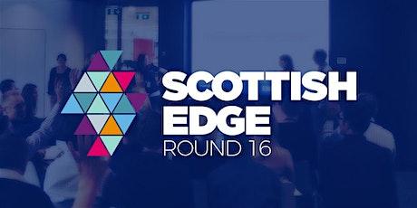 Scottish EDGE Round 16 Pitching Workshop - Glasgow tickets