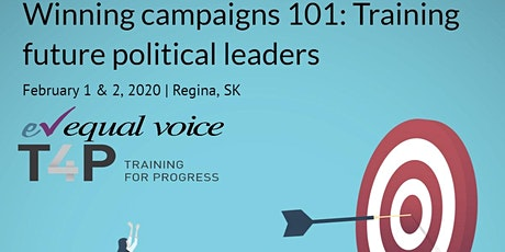 Winning Campaigns 101: Training future political leaders tickets