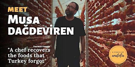 A Tasting Dinner - Musa Dagdeviren tickets