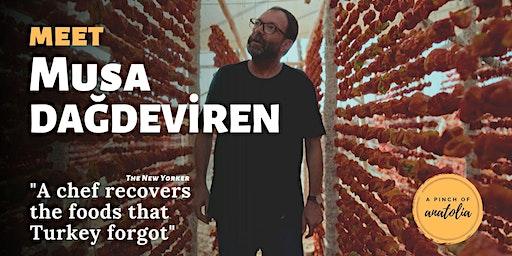 A Tasting Dinner - Musa Dagdeviren