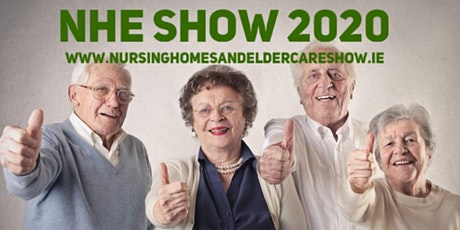 Nursing Homes and Eldercare Show 2020 tickets