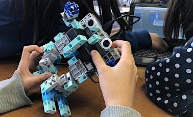 Atelier découverte en robotique et codage informatique billets