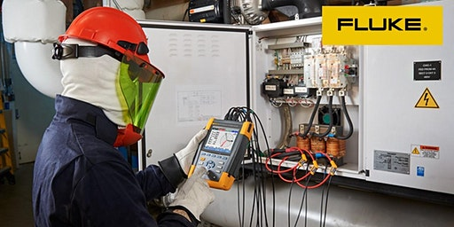 Certificação Fluke de  Qualidade de Energia