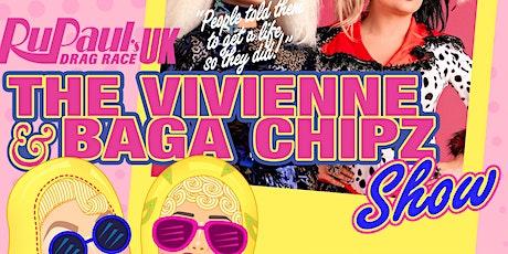 Klub Kids GLASGOW presents The Vivienne & Baga Chipz Show (ages 14+) tickets