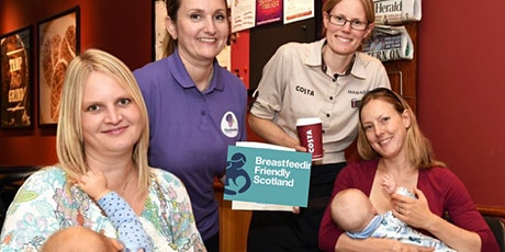 How can we build a Breastfeeding Friendly Scotland and why is it important?  tickets