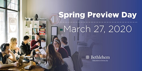 Spring Preview Day 2020 tickets