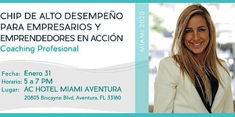 Ingrid Rivera - Coaching Profesional  tickets