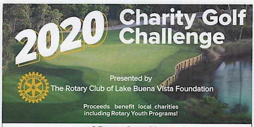 2020 Charity Golf Challenge