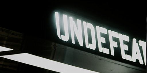 UNDEFEATED COLLECTION LAUNCH EVENT