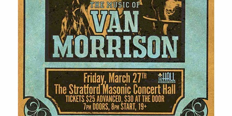 Matt Weidinger Presents: The Music Of Van Morrison tickets