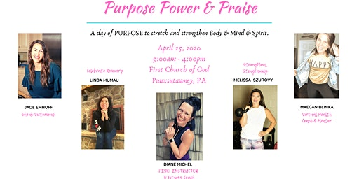 Purpose Power and Praise