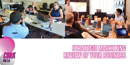 Strategy Clinic Cork: Marketing & Strategic  review of your Business