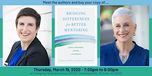 Book Signing for Bridging Differences by Lisa Fain and Lois Zachary, AZ