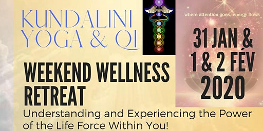 Weekend Yoga Retreat : Understanding the Power of  the Life Force within