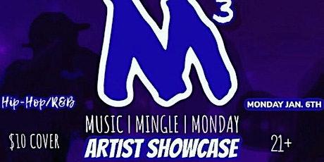 Music Mingle Mondays tickets