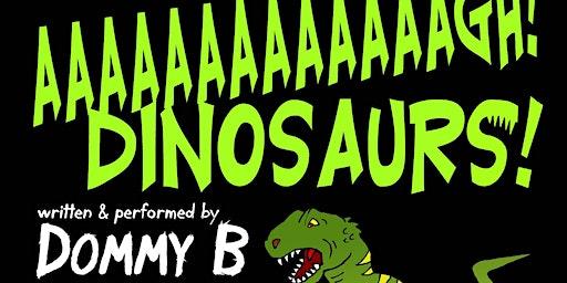 Aaaaargh! Dinosaurs! Poetry Adventure Show