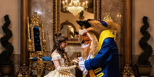 Sweet Valentine Treats with Belle and the Beast