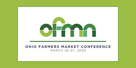 2020 Ohio Farmers Market Conference tickets