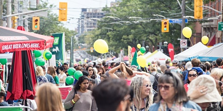 Cabbagetown Festival tickets
