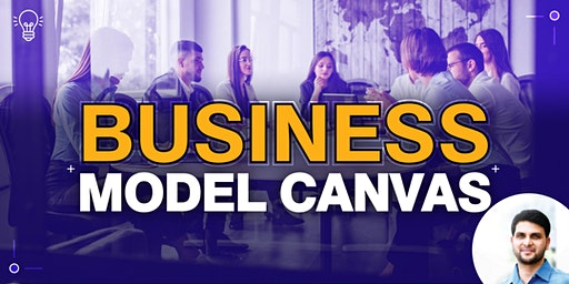 Business Model Canvas For Startup & Business