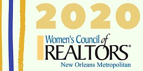 Women's Council of Realtors  January Luncheon tickets