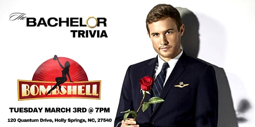 The Bachelor Trivia at Bombshell Beer Company