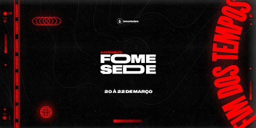 FOME E SEDE 2020
