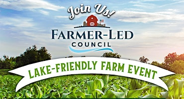 Lake-Friendly Farm Event
