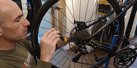 Intermediate Bicycle Maintenance tickets