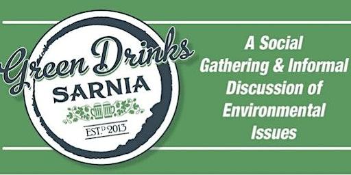 Green Drinks Sarnia February Event
