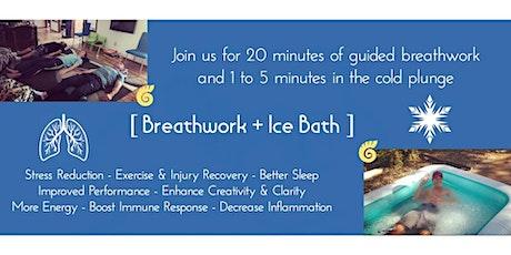 Breathwork + Icebath tickets