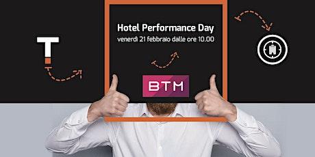 Hotel Performance Day biglietti