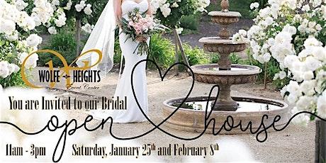 Sacramento Bridal Show & Open House tickets