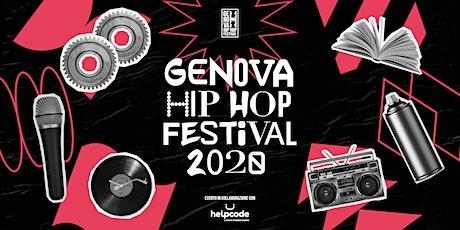 GEHHF 2020 - Hip Hop tra tradizione e innovazione biglietti