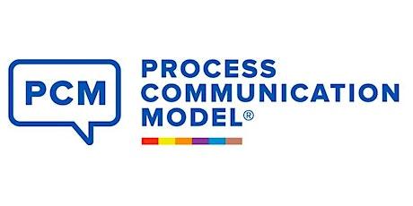 Conférence découverte du modèle Process Communication billets