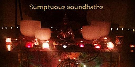 Soundbath Worcestershire -Into the darkness