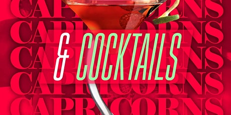 I Love Day Parties presents Capricorns & Cocktails @ Level Uptown  tickets